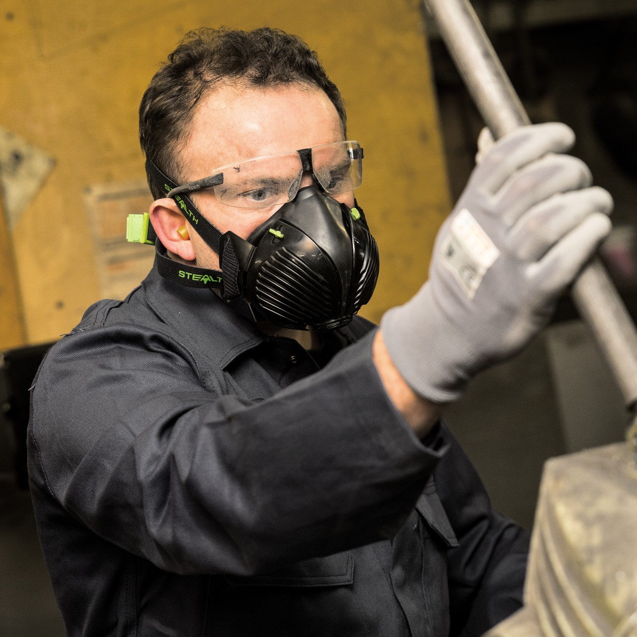 Leading face mask manufacturer Stealth Mask launches a new ecommerce website and distribution centre in US to meet growing demand.